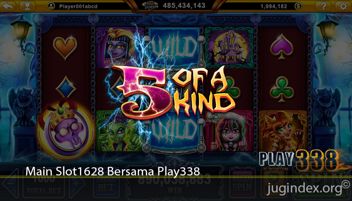 Main Slot1628 Bersama Play338